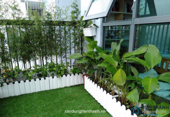 ban cong xanh 578x400 - #35 Kiểu ban công xanh [ĐẸP] ở chung cư, nhà ở năm 2020