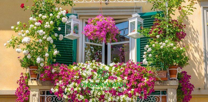 ban cong xanh khu vuon 9 - #35 Kiểu ban công xanh [ĐẸP] ở chung cư, nhà ở năm 2020
