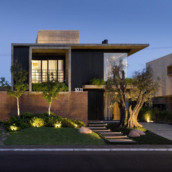 nha dep 2 tang biet thu 11 - #35 Mẫu nhà đẹp 2 tầng đẹp tuyển [chọn] ở TPHCM năm 2020