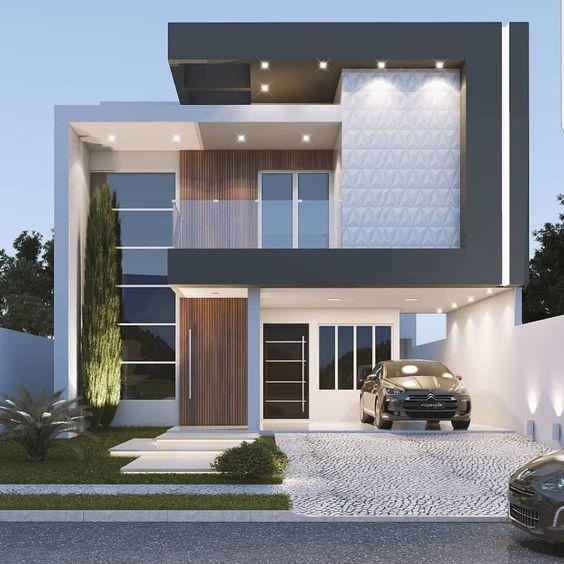 nha dep 2 tang biet thu 12 - #35 Mẫu nhà đẹp 2 tầng đẹp tuyển [chọn] ở TPHCM năm 2020