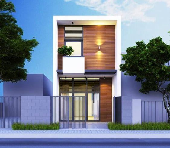 nha dep 2 tang nha ong 14 - #35 Mẫu nhà đẹp 2 tầng đẹp tuyển [chọn] ở TPHCM năm 2020