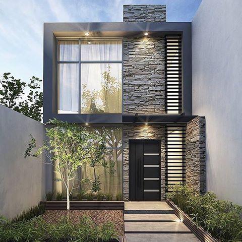 nha dep 2 tang nha ong 2 - #35 Mẫu nhà đẹp 2 tầng đẹp tuyển [chọn] ở TPHCM năm 2020