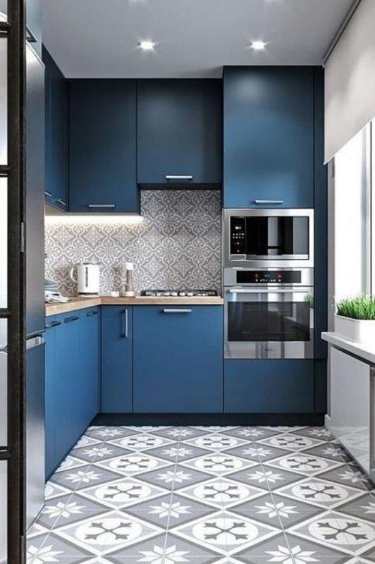 phong bep dep chung cu 13 532x800 - #45 Mẫu phòng bếp đẹp hiện đại được quan tâm nhất hiện nay