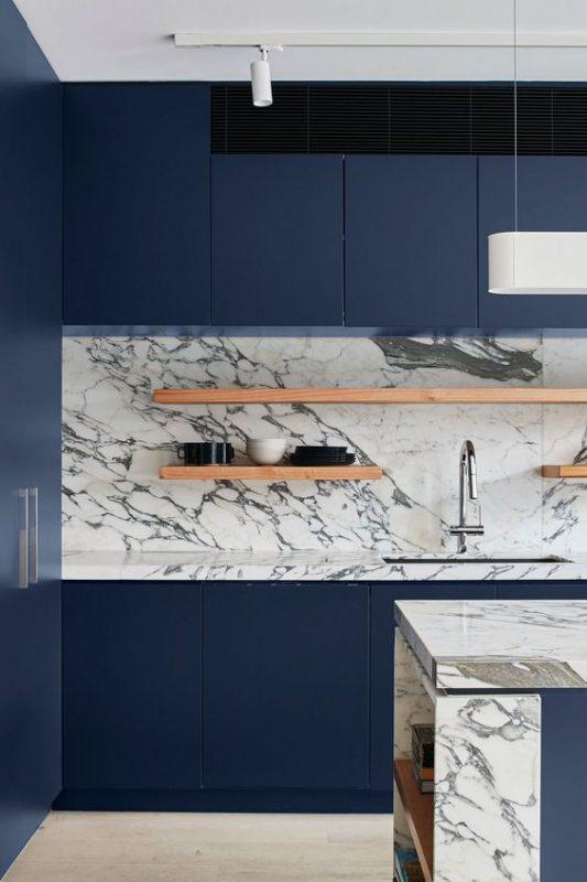 phong bep dep chung cu 15 533x800 - #45 Mẫu phòng bếp đẹp hiện đại được quan tâm nhất hiện nay
