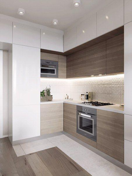 phong bep dep chung cu 2 - #45 Mẫu phòng bếp đẹp hiện đại được quan tâm nhất hiện nay