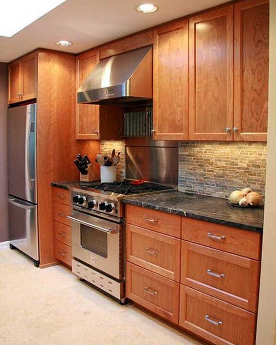 phong bep dep co dien 10 - #45 Mẫu phòng bếp đẹp hiện đại được quan tâm nhất hiện nay