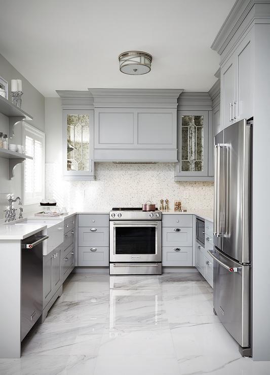 phong bep dep co dien 3 - #45 Mẫu phòng bếp đẹp hiện đại được quan tâm nhất hiện nay