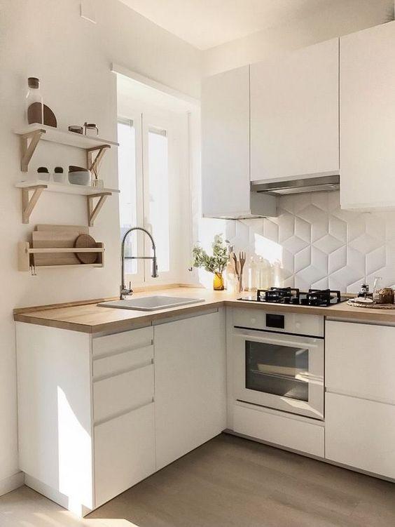 phong bep dep hien dai 10 - #45 Mẫu phòng bếp đẹp hiện đại được quan tâm nhất hiện nay
