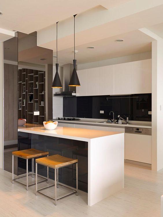 phong bep dep hien dai 12 - #45 Mẫu phòng bếp đẹp hiện đại được quan tâm nhất hiện nay