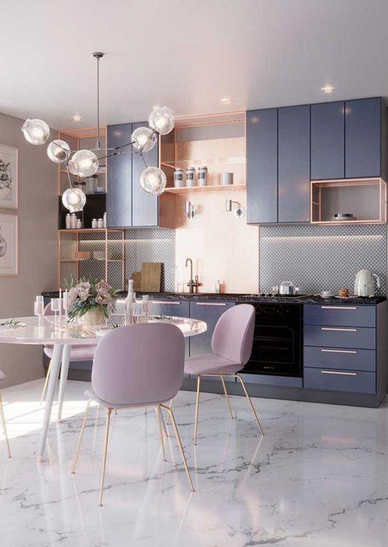 phong bep dep hien dai 6 - #45 Mẫu phòng bếp đẹp hiện đại được quan tâm nhất hiện nay