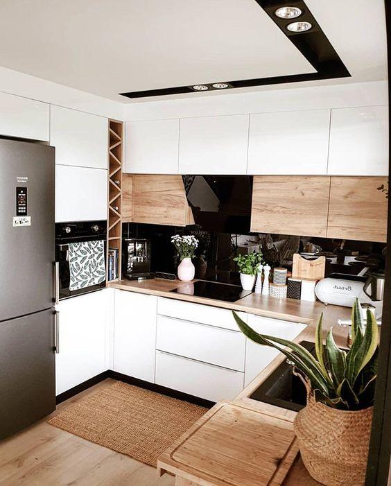 phong bep dep hien dai 7 - #45 Mẫu phòng bếp đẹp hiện đại được quan tâm nhất hiện nay