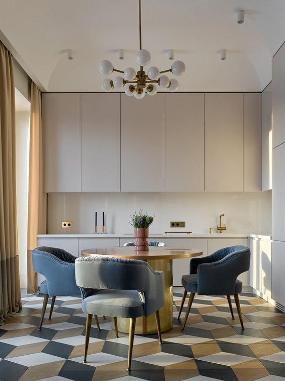 phong bep dep hien dai 9 - #45 Mẫu phòng bếp đẹp hiện đại được quan tâm nhất hiện nay