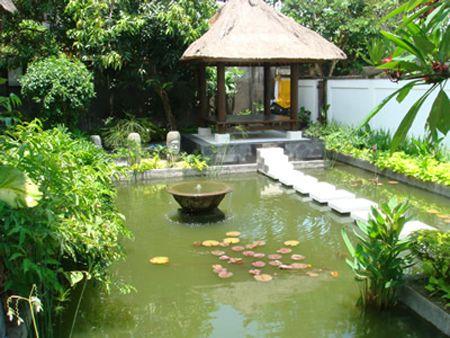 tieu canh san vuon truyen thong 2 - #55 Mẫu tiểu cảnh sân vườn ĐẸP được [khao khát] nhất 2020