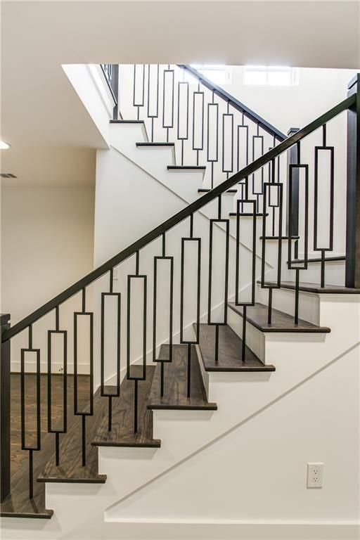 cau thang sat hop dep 3 - #55 Mẫu cầu thang sắt đẹp [thích hợp] không gian nhà ở.