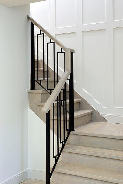 cau thang sat hop dep 6 - #55 Mẫu cầu thang sắt đẹp [thích hợp] mọi không gian nhà ở.