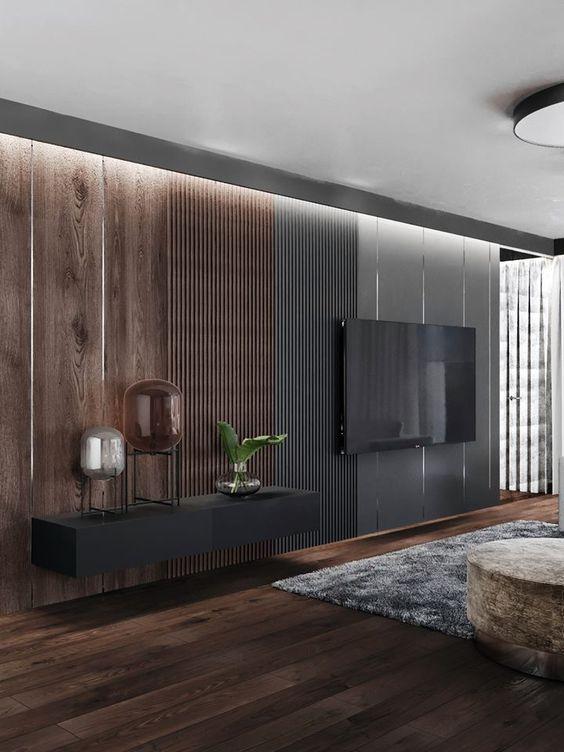 phong khach chung cu dep hien dai 11 - #39 Mẫu phòng khách chung cư ĐẸP phù hợp với thực tế.