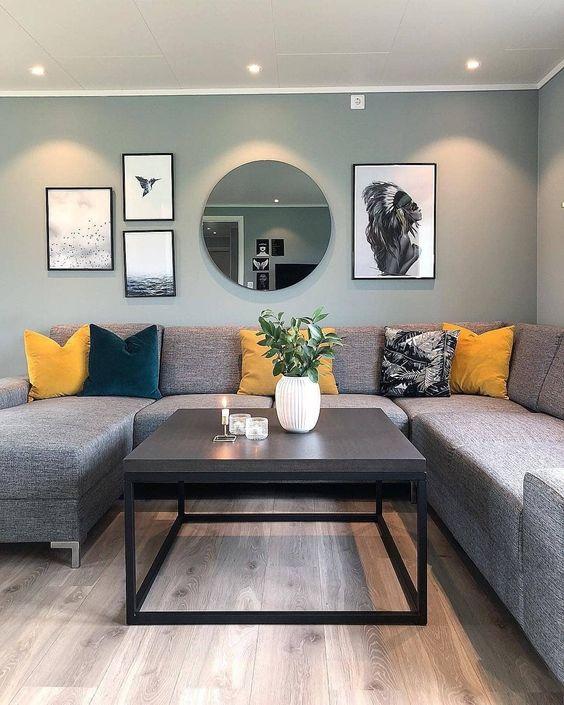 phong khach chung cu dep hien dai 12 - #39 Mẫu phòng khách chung cư ĐẸP phù hợp với thực tế.