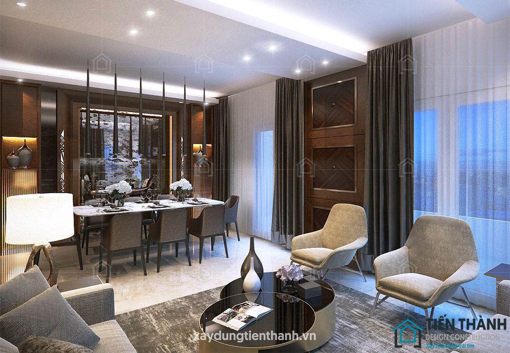 phong khach chung cu dep - #39 Mẫu phòng khách chung cư ĐẸP phù hợp với thực tế.