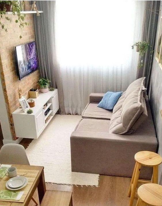 phong khach chung cu nho dep 10 - #39 Mẫu phòng khách chung cư ĐẸP phù hợp với thực tế.