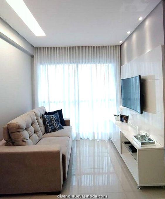 phong khach chung cu nho dep 4 - #39 Mẫu phòng khách chung cư ĐẸP phù hợp với thực tế.