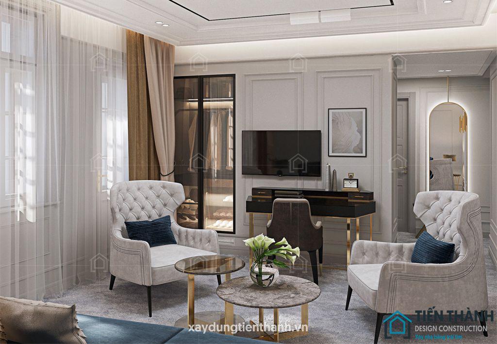 phong khach dep chung cu 3 - #33 Mẫu phòng khách đẹp [khao khát] nhất năm 2021 tại TPHCM