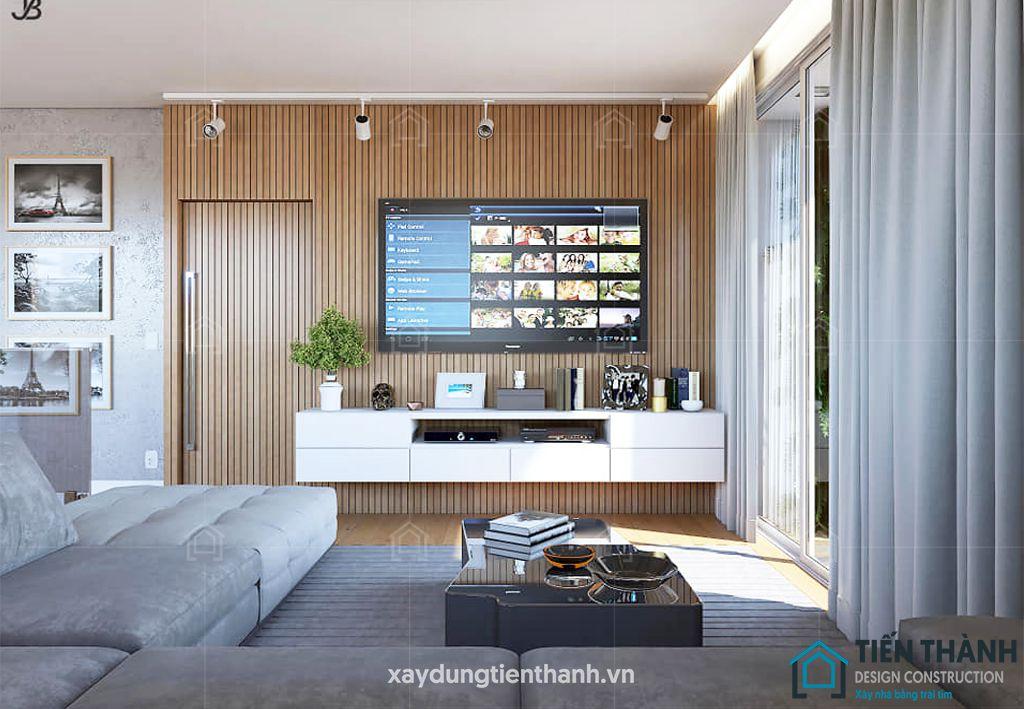 phong khach dep nha ong 1 - #33 Mẫu phòng khách đẹp [khao khát] nhất năm 2021 tại TPHCM