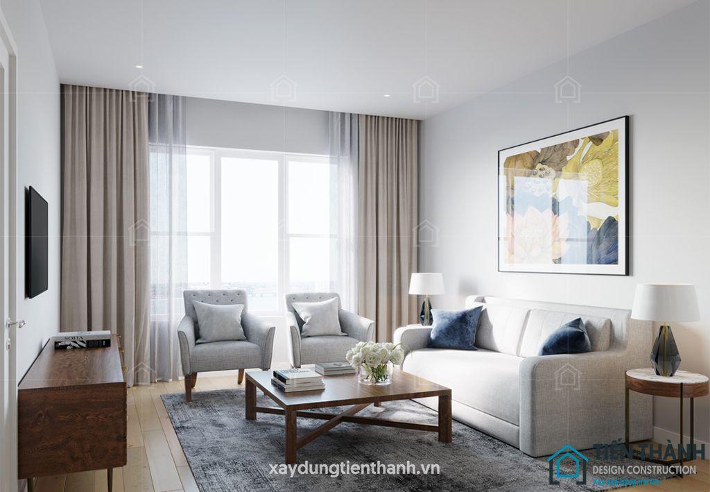 phong khach dep nha ong - #33 Mẫu phòng khách đẹp [khao khát] nhất năm 2021 tại TPHCM