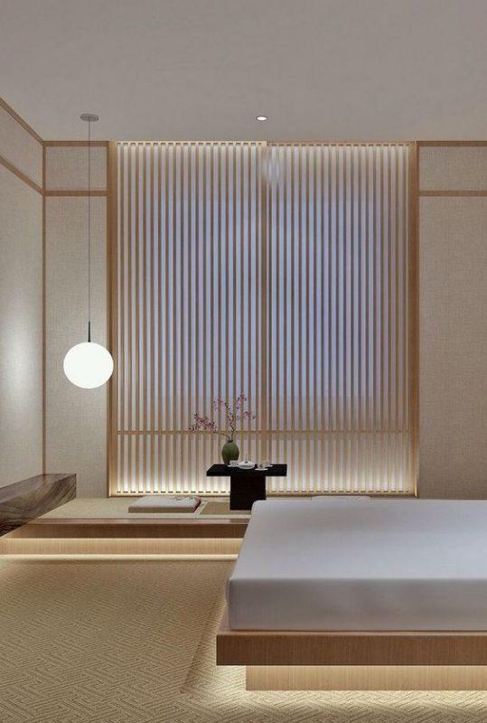 phong ngu nho dep 10m2 han quoc 2 539x800 - Top 25 mẫu thiết kế phòng ngủ nhỏ ĐẸP cho tất cả mọi người