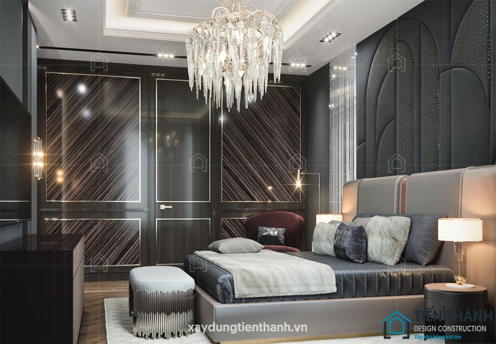 phong ngu nho dep 10m2 vintage 4 - Top 25 mẫu thiết kế phòng ngủ nhỏ ĐẸP cho tất cả mọi người