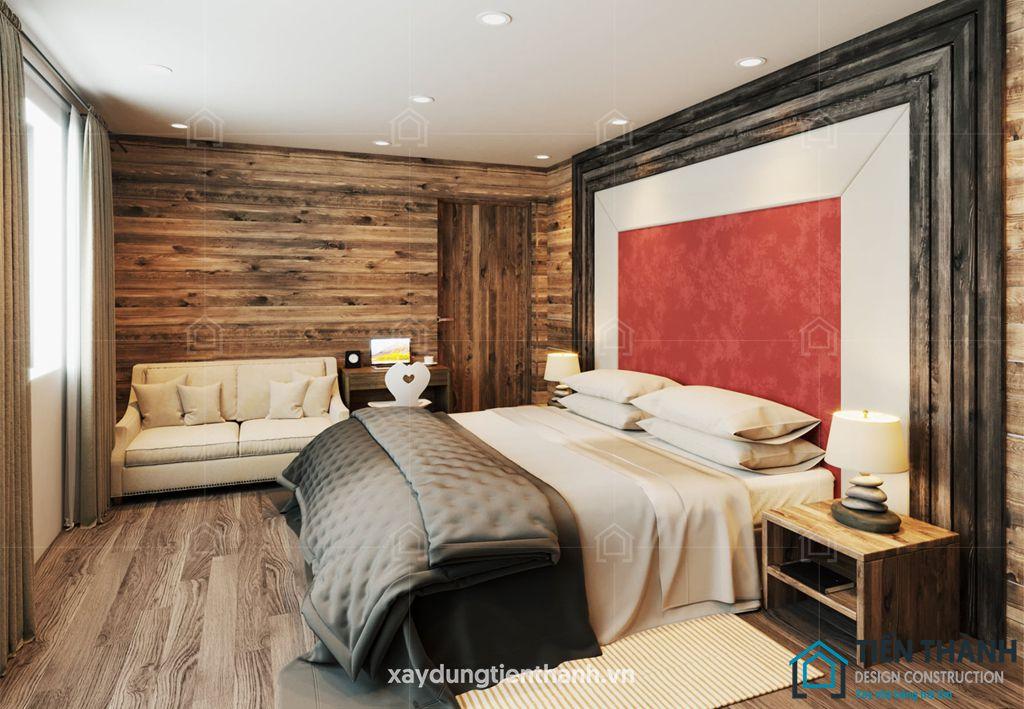 phong ngu nho dep 10m2 vintage 5 - Top 25 mẫu thiết kế phòng ngủ nhỏ ĐẸP cho tất cả mọi người
