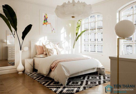 phong ngu nho dep 578x400 - Top 25 mẫu thiết kế phòng ngủ nhỏ ĐẸP cho mọi người