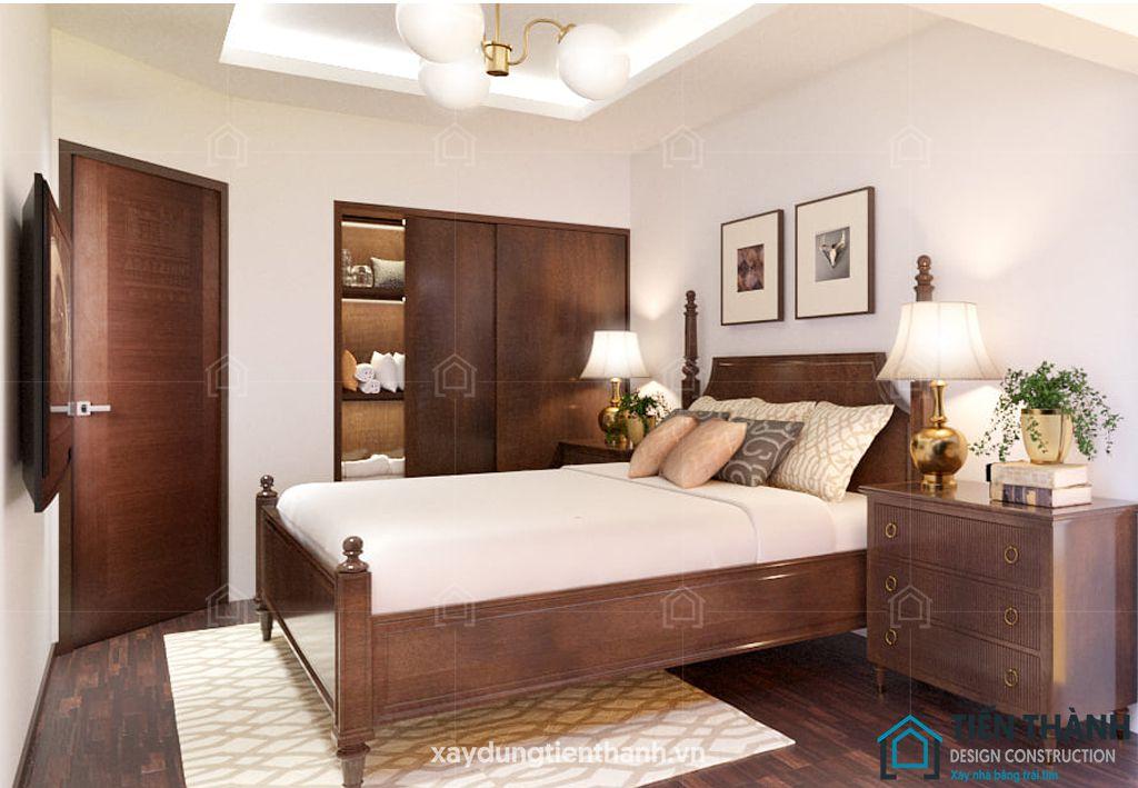 phong ngu nho dep 6m2 1 - Top 25 mẫu thiết kế phòng ngủ nhỏ ĐẸP cho tất cả mọi người