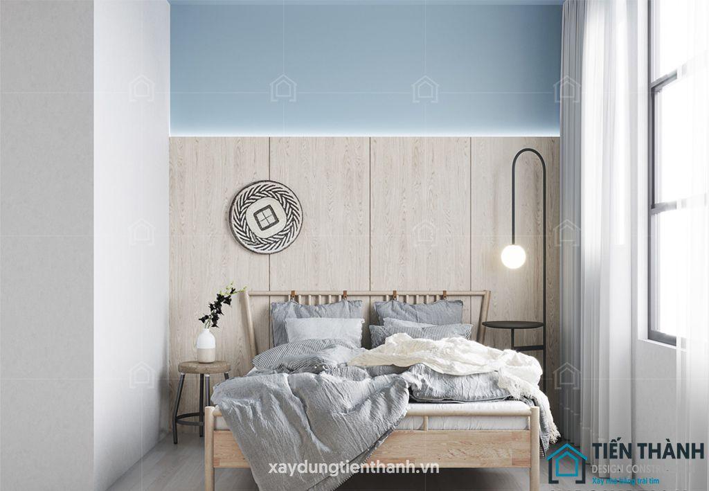 phong ngu nho dep 6m2 3 - Top 25 mẫu thiết kế phòng ngủ nhỏ ĐẸP cho tất cả mọi người