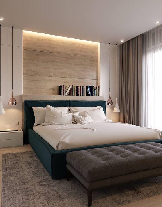 phong ngu nho dep 6m2 4 - Top 25 mẫu thiết kế phòng ngủ nhỏ ĐẸP cho tất cả mọi người