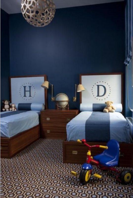 phong ngu tan co dien cho be trai 10 539x800 - #29 Mẫu phòng ngủ tân cổ điển đẹp HOT nhất thời điểm này