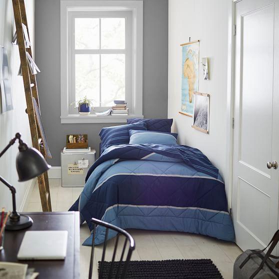 phong ngu tan co dien cho be trai 3 - #29 Mẫu phòng ngủ tân cổ điển đẹp HOT nhất thời điểm này