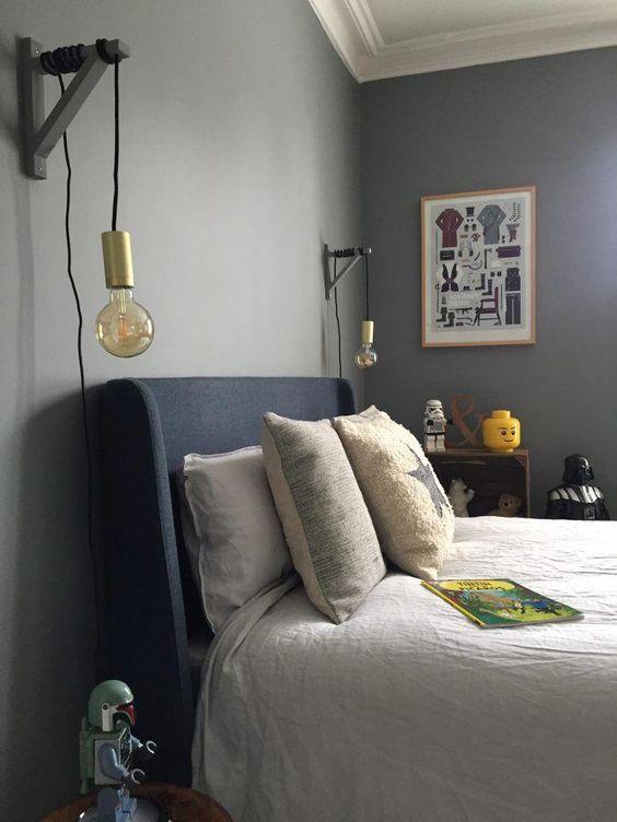 phong ngu tan co dien cho be trai 7 - #29 Mẫu phòng ngủ tân cổ điển đẹp HOT nhất thời điểm này