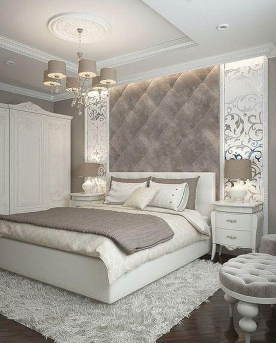 phong ngu tan co dien master 12 - #29 Mẫu phòng ngủ tân cổ điển đẹp HOT nhất thời điểm này