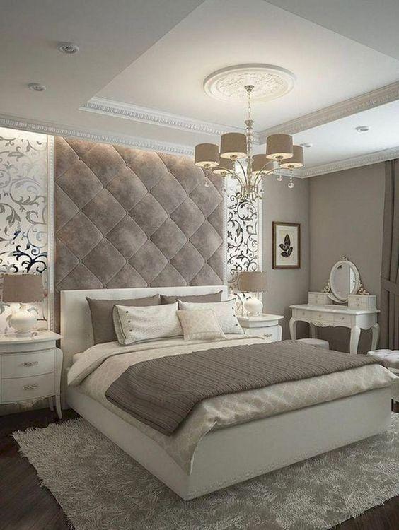 phong ngu tan co dien master 3 - #29 Mẫu phòng ngủ tân cổ điển đẹp HOT nhất thời điểm này