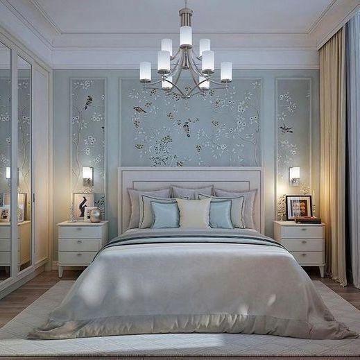 phong ngu tan co dien master 4 - #29 Mẫu phòng ngủ tân cổ điển đẹp HOT nhất thời điểm này