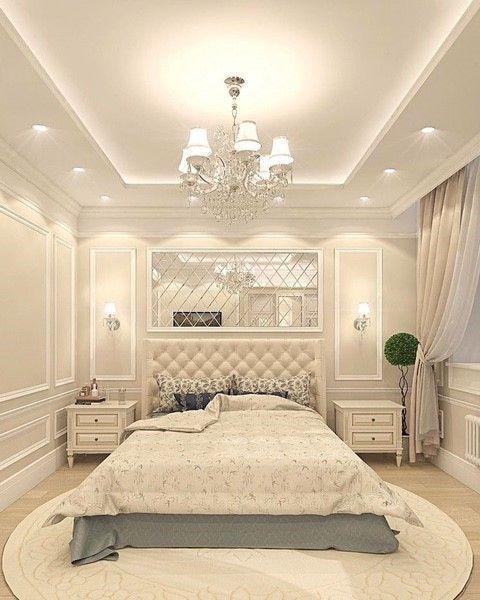 phong ngu tan co dien master 9 - #29 Mẫu phòng ngủ tân cổ điển đẹp HOT nhất thời điểm này