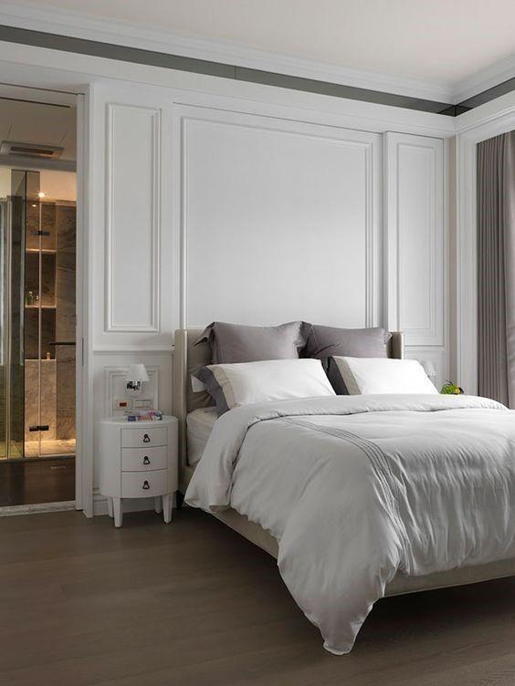 phong ngu tan co dien ong ba 1 - #29 Mẫu phòng ngủ tân cổ điển đẹp HOT nhất thời điểm này