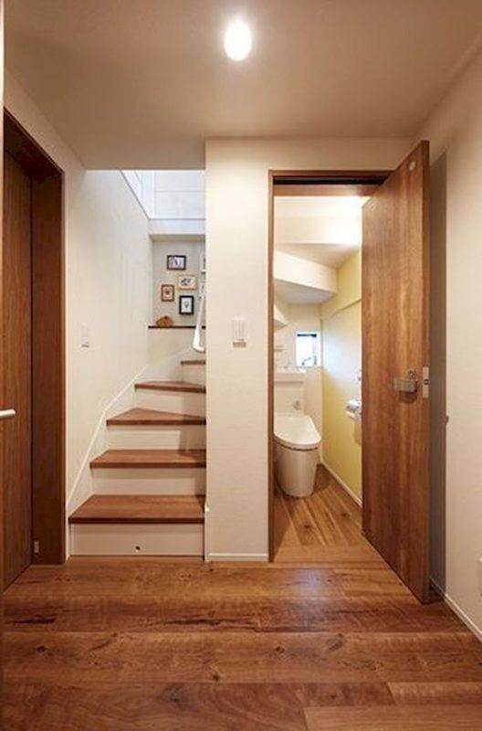 ban ve nha ve sinh duoi gam cau thang 4 528x800 - Bản vẽ nhà vệ sinh dưới gầm cầu thang trong ngôi nhà đẹp.