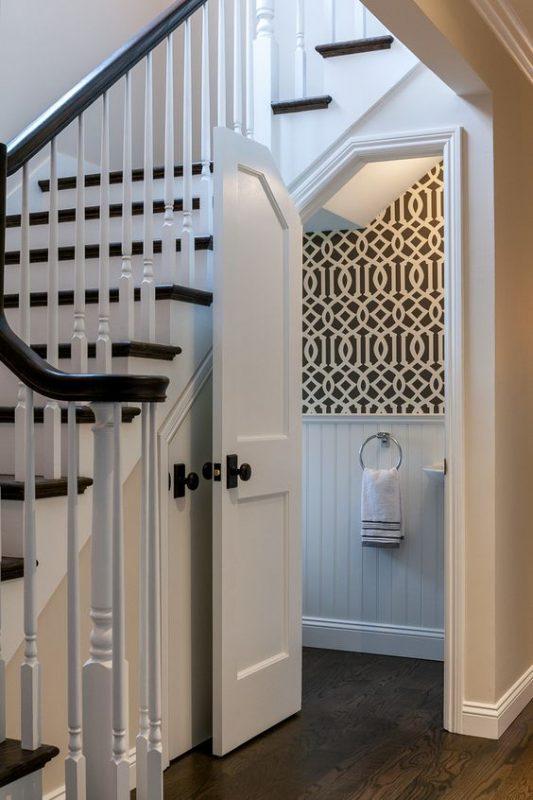 ban ve nha ve sinh duoi gam cau thang 6 533x800 - Bản vẽ nhà vệ sinh dưới gầm cầu thang trong ngôi nhà đẹp.