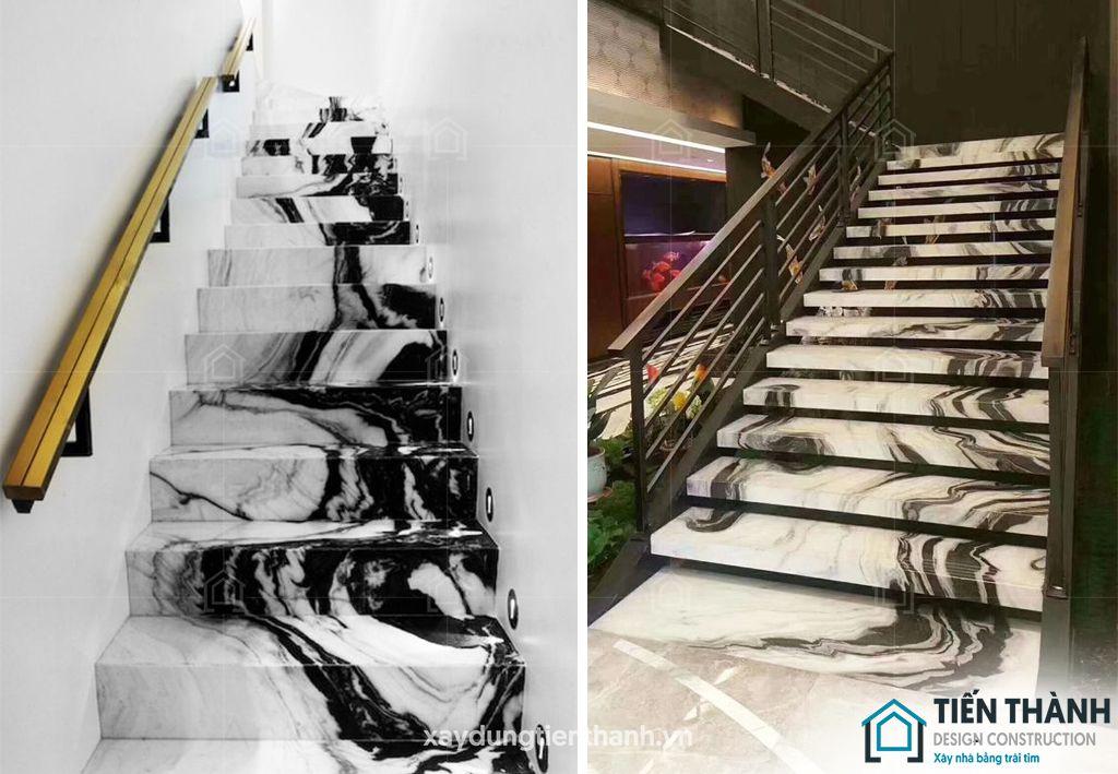 cac mau da op cau thang dep 10 - Các mẫu đá ốp cầu thang đẹp được lựa chọn cho năm 2020