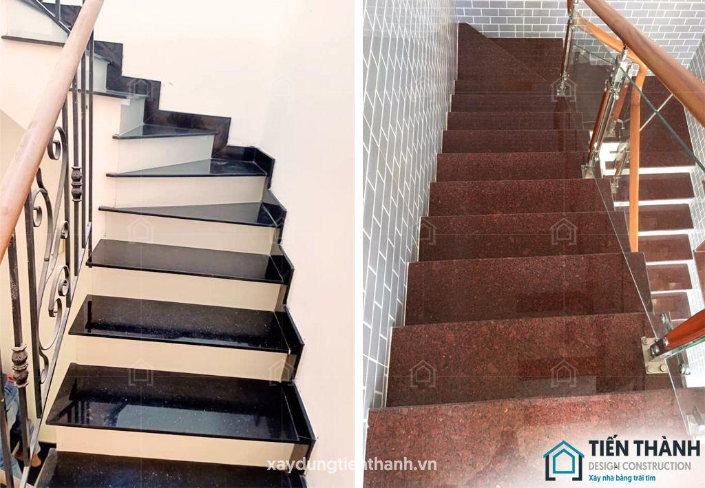 cac mau da op cau thang dep 6 - Các mẫu đá ốp cầu thang đẹp được lựa chọn cho năm 2020