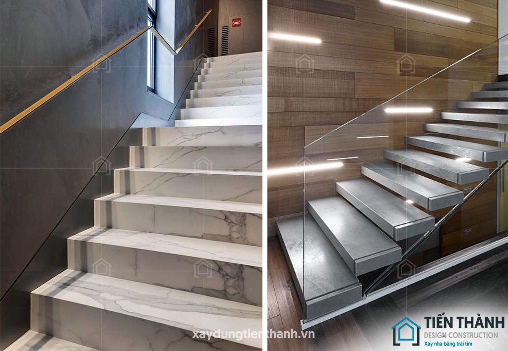 cac mau da op cau thang dep 9 - Các mẫu đá ốp cầu thang đẹp được lựa chọn cho năm 2020
