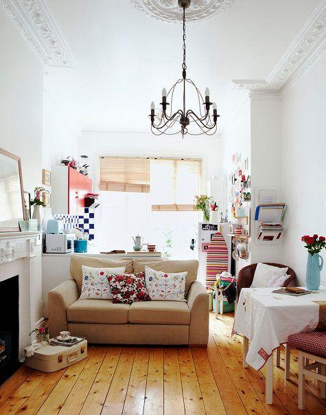 cach trang tri phong tro khong gac 2 - Cách trang trí phòng trọ dễ thương luôn đẹp sạch sẽ cho mọi người
