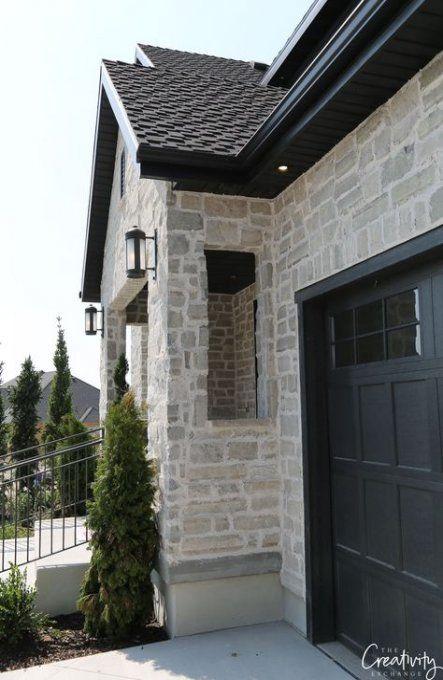 da che tu nhien op tuong mat tien 2 - Trang trí đá chẻ tự nhiên ốp tường đẹp cho không gian nhà ở