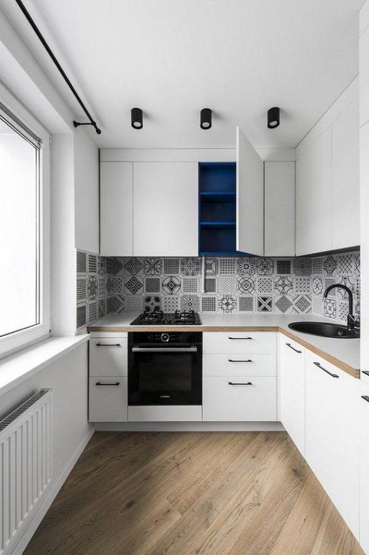gach op bep dep hien dai 3 533x800 - Các mẫu gạch ốp bếp đẹp cho tường BẾP với từng phong cách